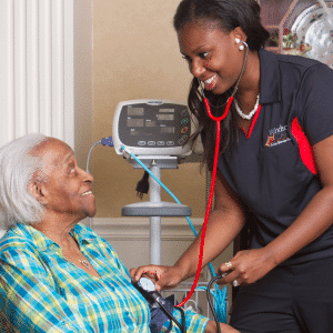 Assisted Living Blood Pressure