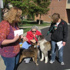 Blessing Of The Animals Meet