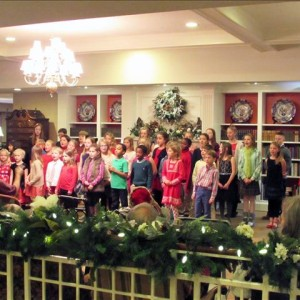 St. Paul's carolers