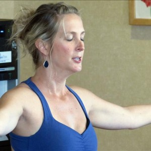 Yoga with Sally King