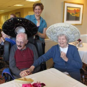 National Nursing Home Week celebration