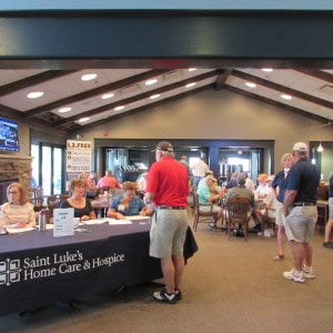 Saint Luke's Home Care and Hospice Golf Tournament