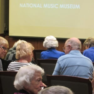 National Music Museum Presentation