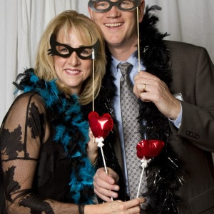 Bishops Benefit 2015 photo booth