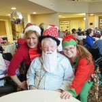 BSP Assisted Living and Skilled Nursing Christmas Party 2015