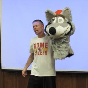 KC Wolf Dan Meers