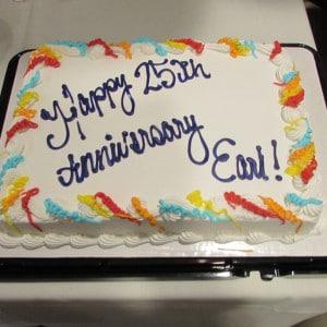Chef Earl Morgan Celebration