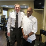 Chef Earl Morgan Celebration