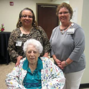 Thelma Gadberry Volunteer Recognition