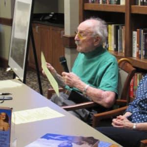 Jack Jonathan book signing