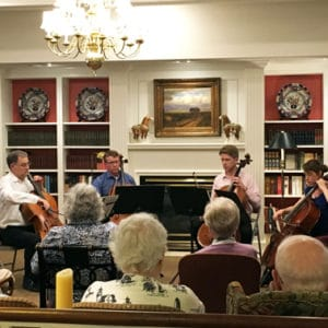 KC Cello Quartet