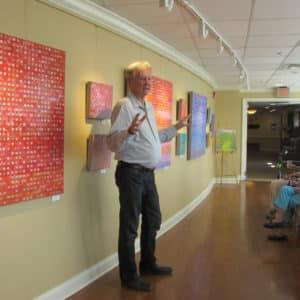 Nicolas Gadbois Artist at BSP