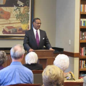 Emanuel Cleaver II Speaker Series at BSP