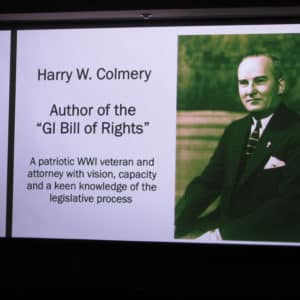 Harry W. Colmery, Birth of G.I. Bill