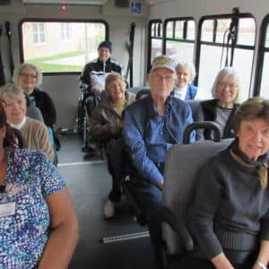 BSP residents to Kansas City Zoo