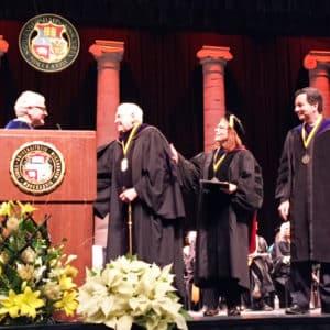 Bert Bates University of Missouri Honorary Degree