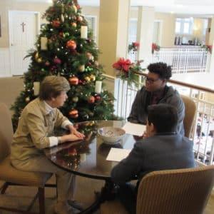 Cristo Rey BSP Resident Interviews