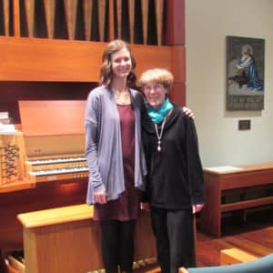 Beth Elswick BSP Organ Pipes in the Chapel Series