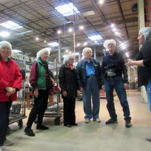 Kansas City owned The Roasterie Coffee plant tour