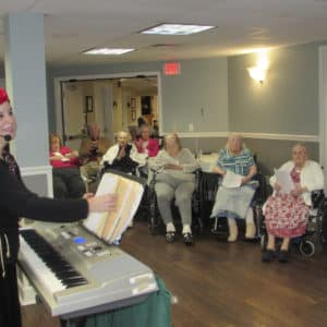 BSP New Year's Eve Assisted Living and Skilled Nursing
