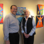 Montague Brown BSP Art Gallery Reception