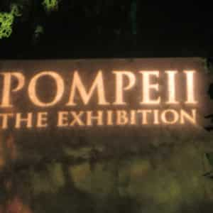 Pompeii Exhibit at Union Station Kansas City