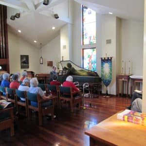 Nicholas Good Harpsichord Recital in the BSPChapel