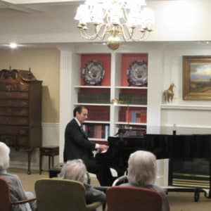 Humberto Sierralta Pianist