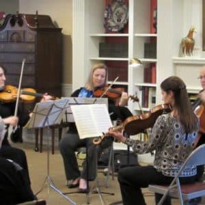 KC Symphony String Quartet