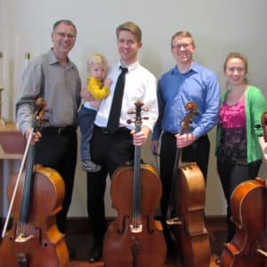 Cello quartet