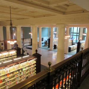 Kansas City Library and Donutology excursion