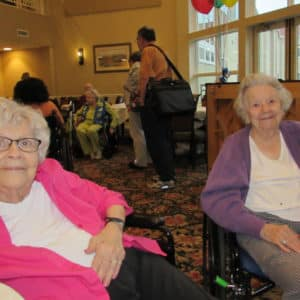 week honoring nursing care communities for America's seniors