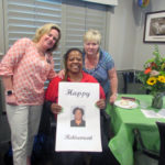 Deanna's retirement celebration