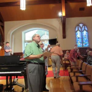 Central United Methodist Church Trip