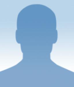 Profile headshot placeholder